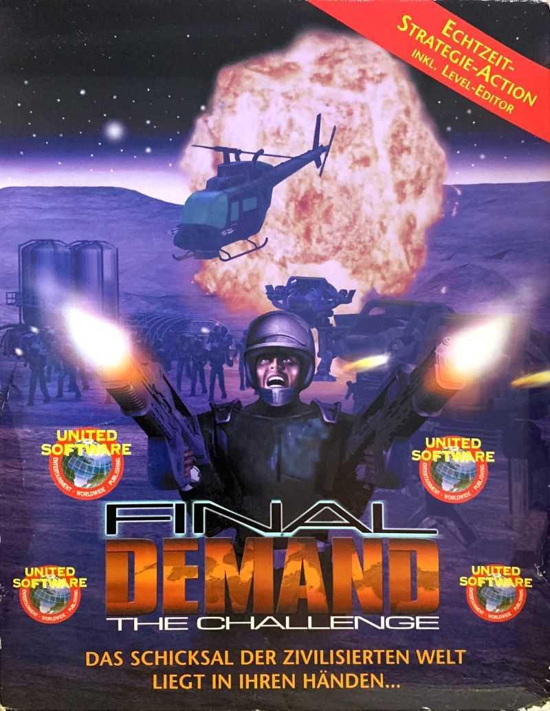 Final Demand: The Challenge