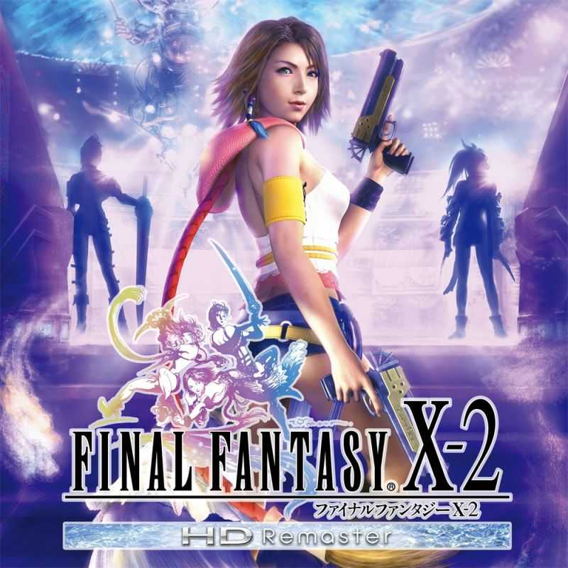 Final Fantasy X-2: International + Last Mission