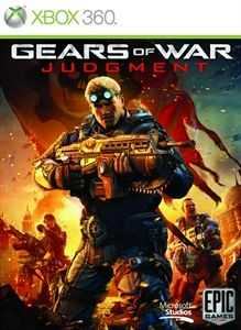 Gears of War: Judgment - Emergence Era Dom Multiplayer Character