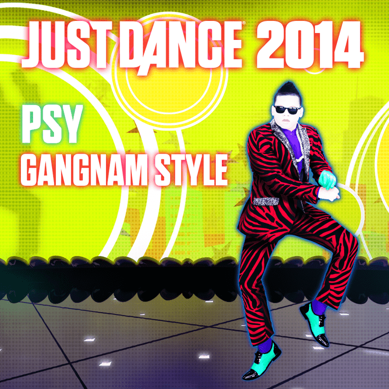Just Dance 2014: 'Gangnam Style' by PSY