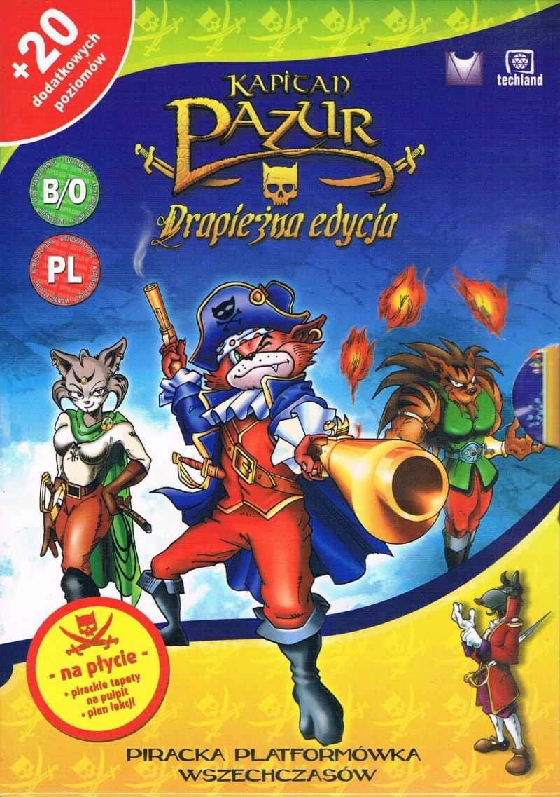 Kapitan Pazur: Drapieżna Edycja