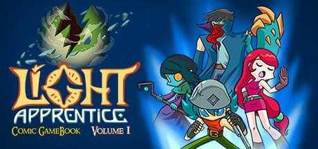 Light Apprentice - The Comic Book RPG