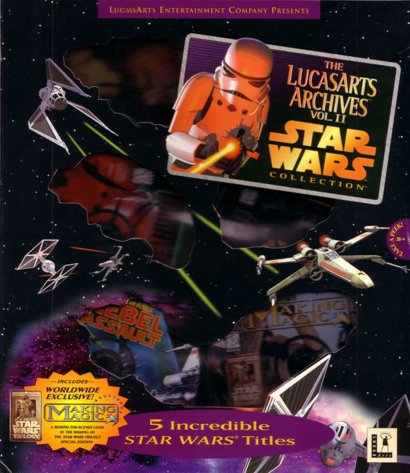 The LucasArts Archives Vol. II: Star Wars Collection