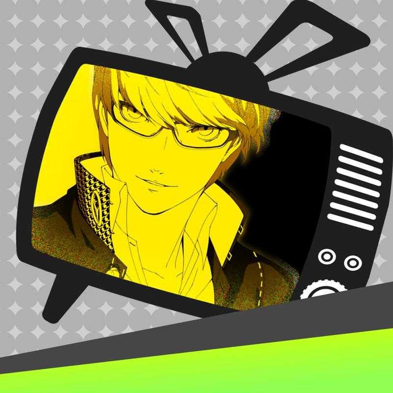 "Persona 4: Dancing All Night - Track ""Shadow World (DE DE MOUSE shadow swing mix)"""