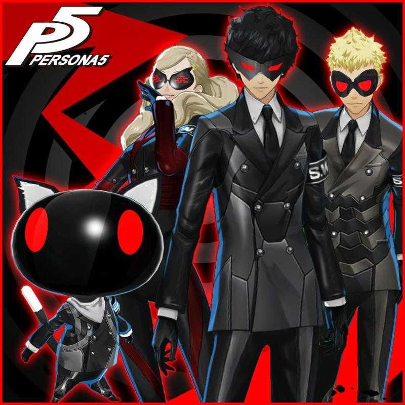 Persona 5: Persona 4 Arena Ultimax Costume & BGM Special Set