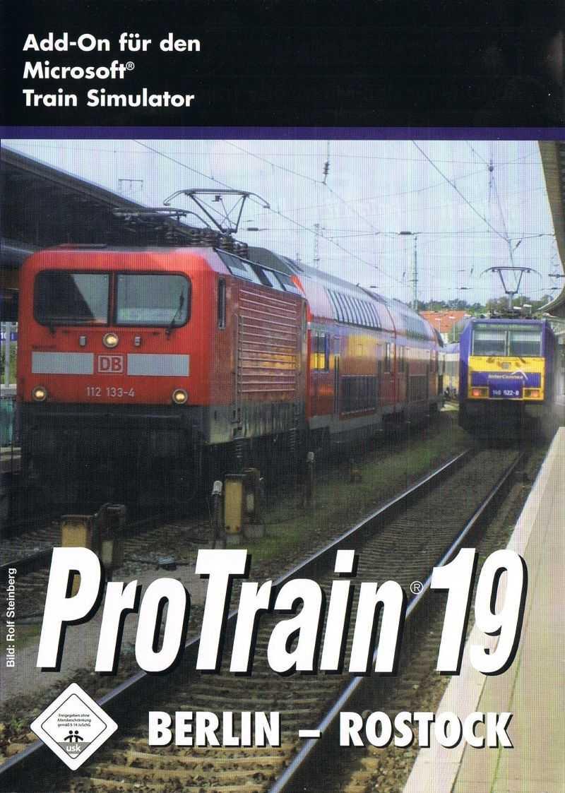 ProTrain 19: Berlin - Rostock