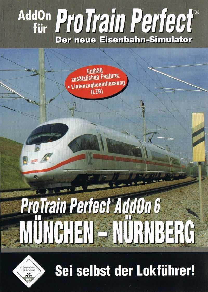 ProTrain Perfect AddOn 6: München - Nürnberg
