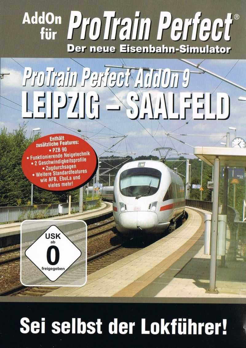ProTrain Perfect AddOn 9: Leipzig - Saalfeld