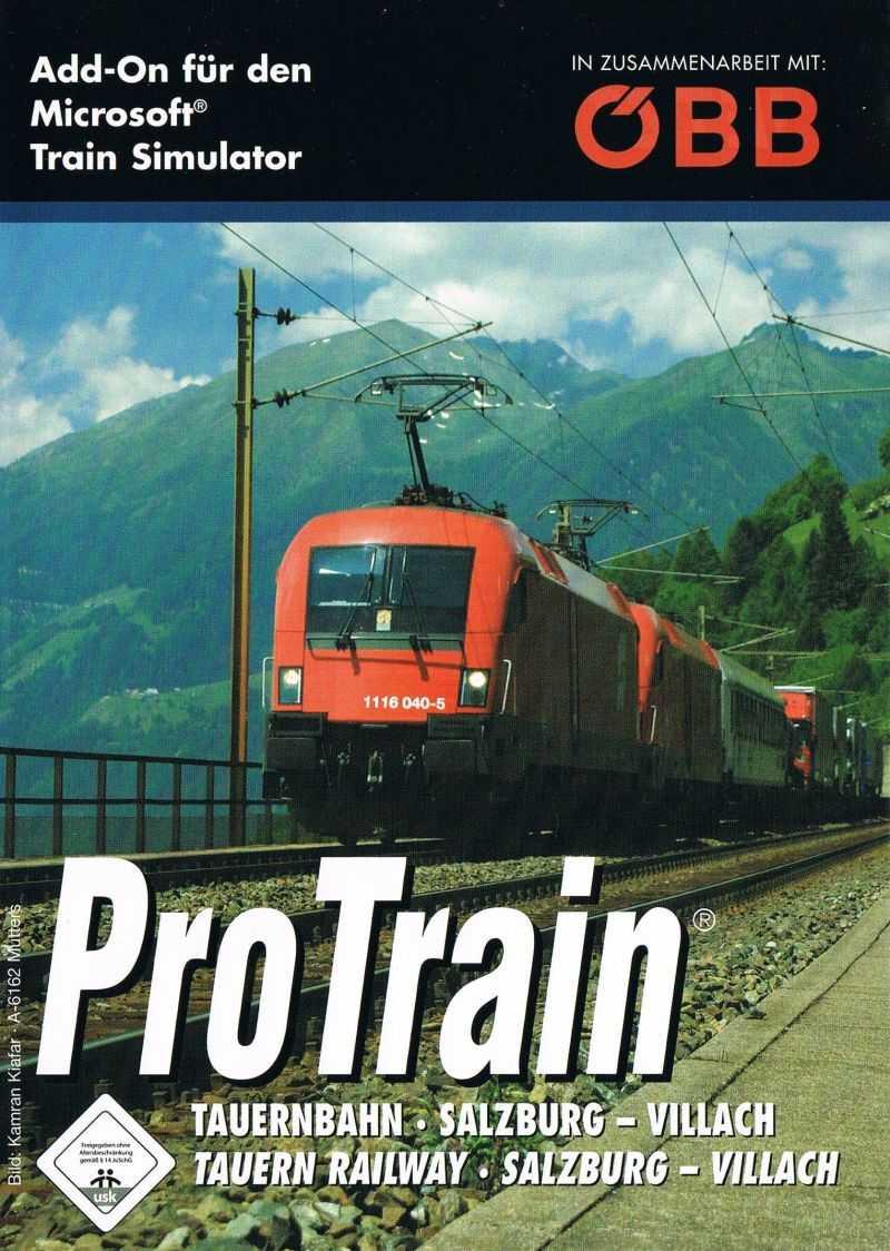 ProTrain: Tauern Railway • Salzburg - Villach