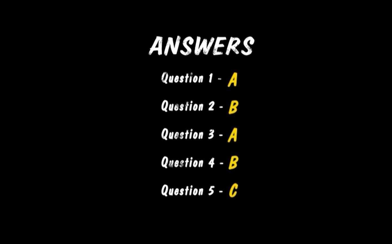 Pub Quiz: Volume 1