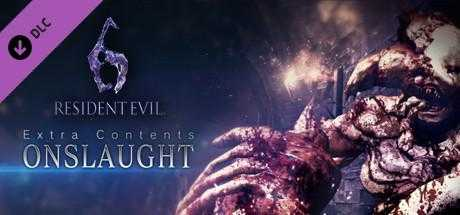 Resident Evil 6: Extra Contents - Onslaught
