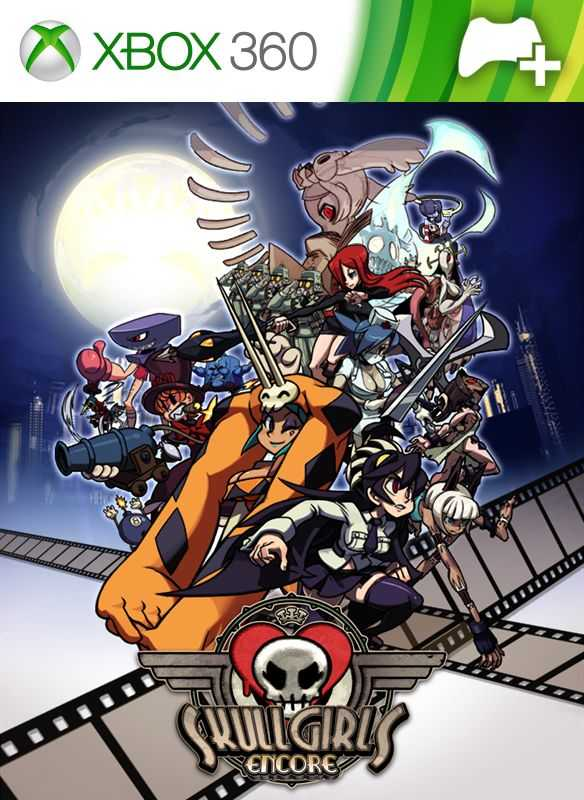 Skullgirls: Parasoul Extra Colors