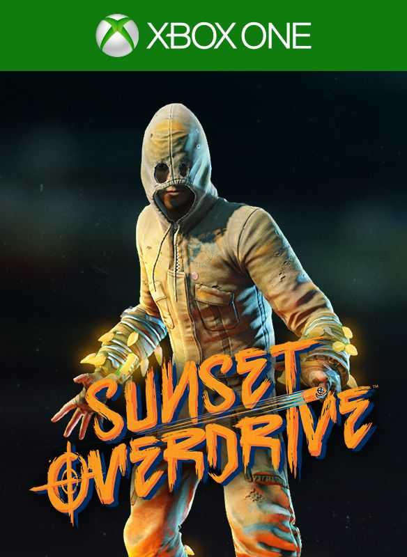 Sunset Overdrive: OD Wannabe Outfit