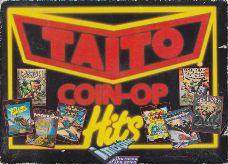Taito Coin-Op Hits