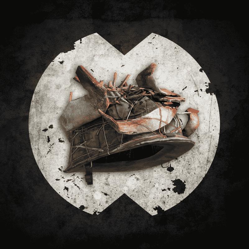 The Last of Us: Urban Camo Helmet
