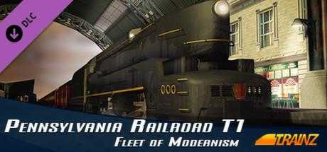 Trainz: Pennsylvania Railroad T1 - Fleet of Modernism