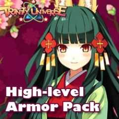 Trinity Universe: High-Level Armor Pack