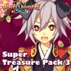 Trinity Universe: Super Treasure Pack 3