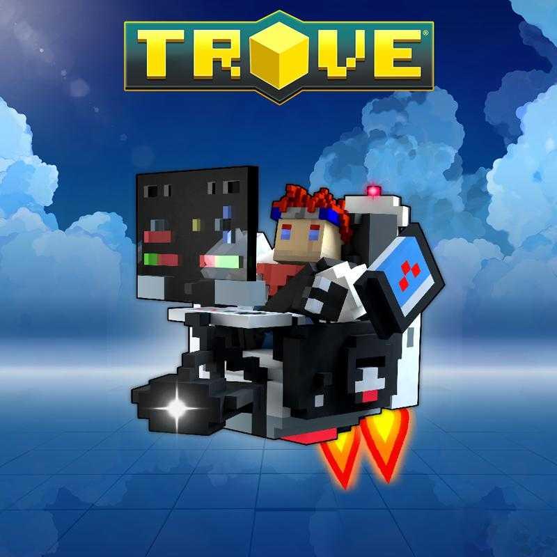 Trove: Blocky Bonus - Throne of Games