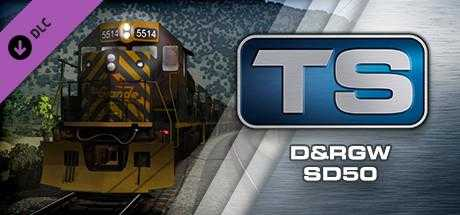 TS: D&RGW SD50