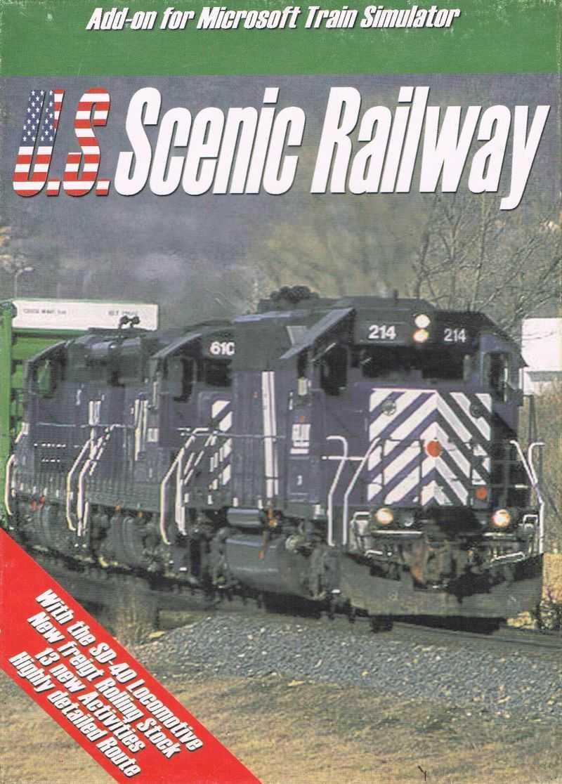 U.S. Scenic Railway