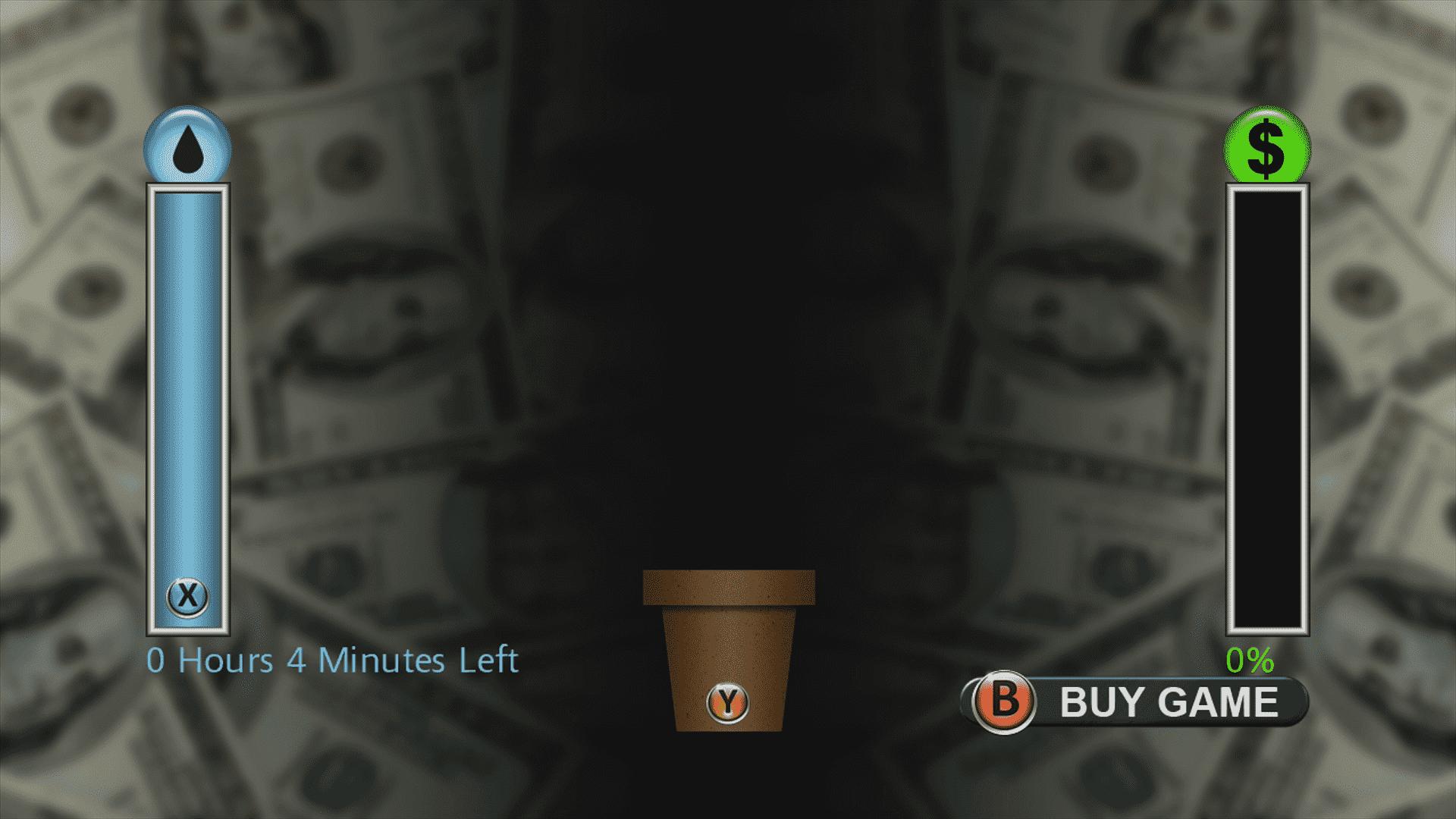Virtual Money Plant