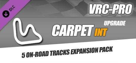 VRC-Pro: Carpet Int Upgrade - 5 On-Road Tracks Expansion Pack