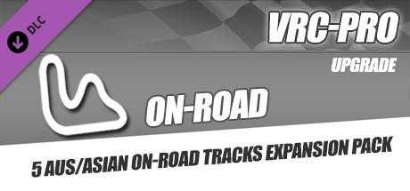 VRC-Pro: On-Road Upgrade - 5 Aus/Asian On-Road Tracks Expansion Pack