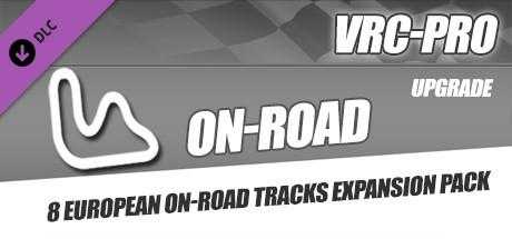 VRC-Pro: On-road Upgrade - 8 European On-Road Tracks Expansion Pack