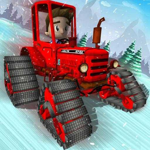 Xtreme Tractor Offroad: Fun Offroad Tractor Racing