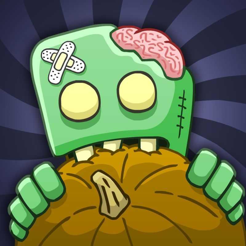 Zombies Hate Pumpkins DX