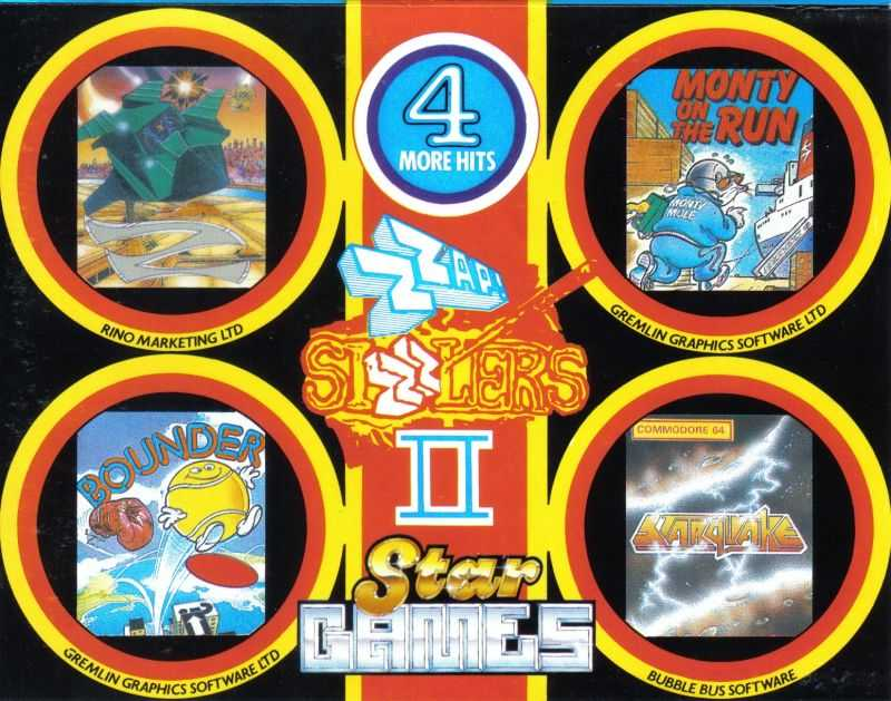 Zzap! Sizzlers II: Star Games