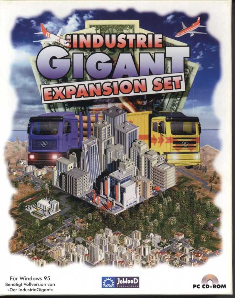 Industry Giant: Expansion Set