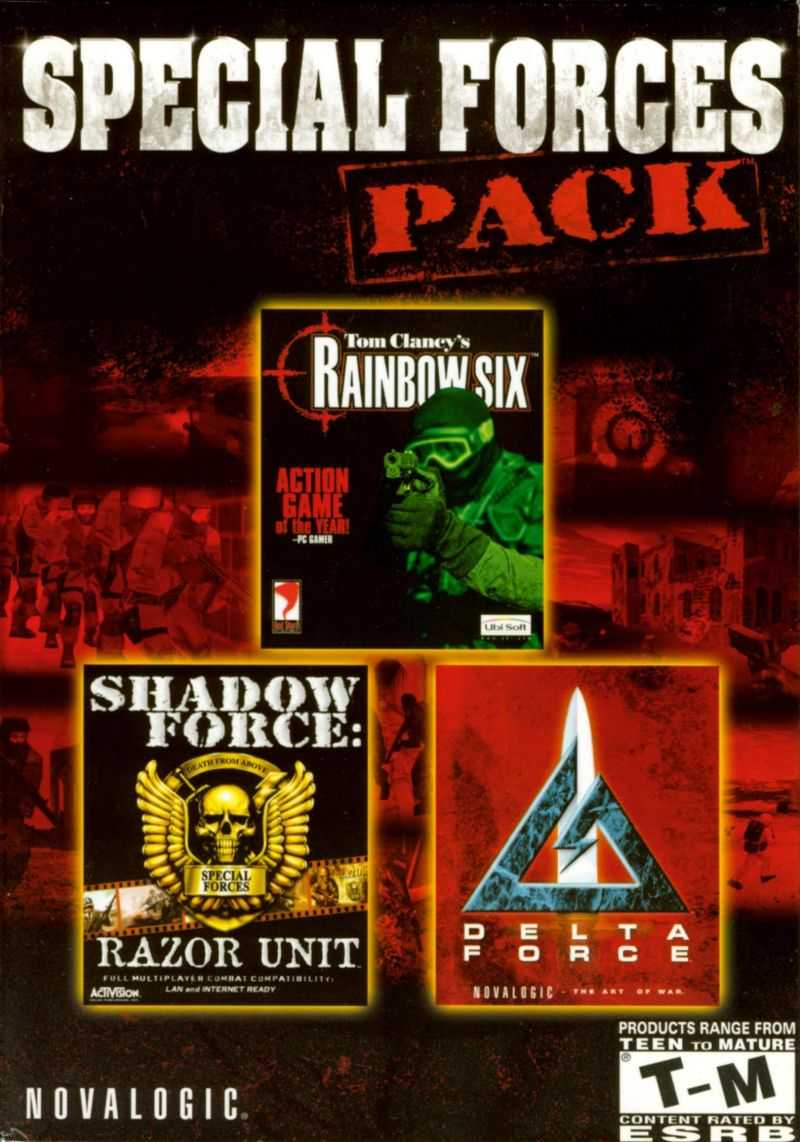 Special Forces Pack