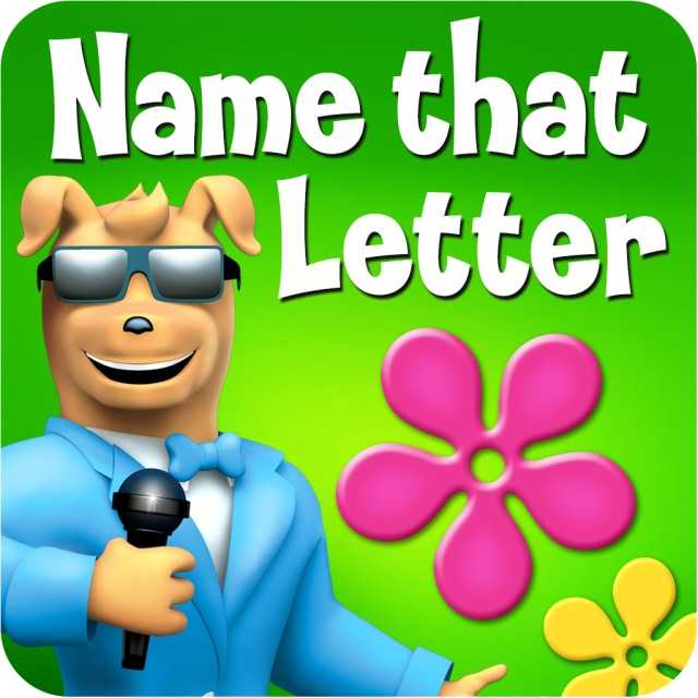 Name That Letter - a Phonics Game