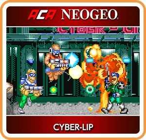 ACA NEOGEO CYBER-LIP