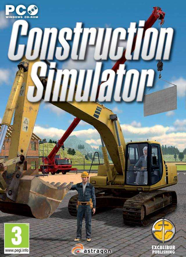 Construction Simulator 3 Reviews, News, Descriptions
