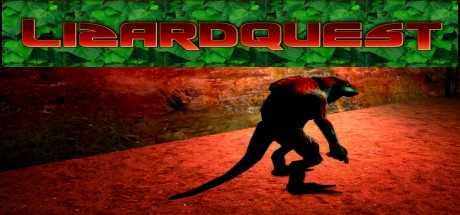 Lizardquest-Alien waters