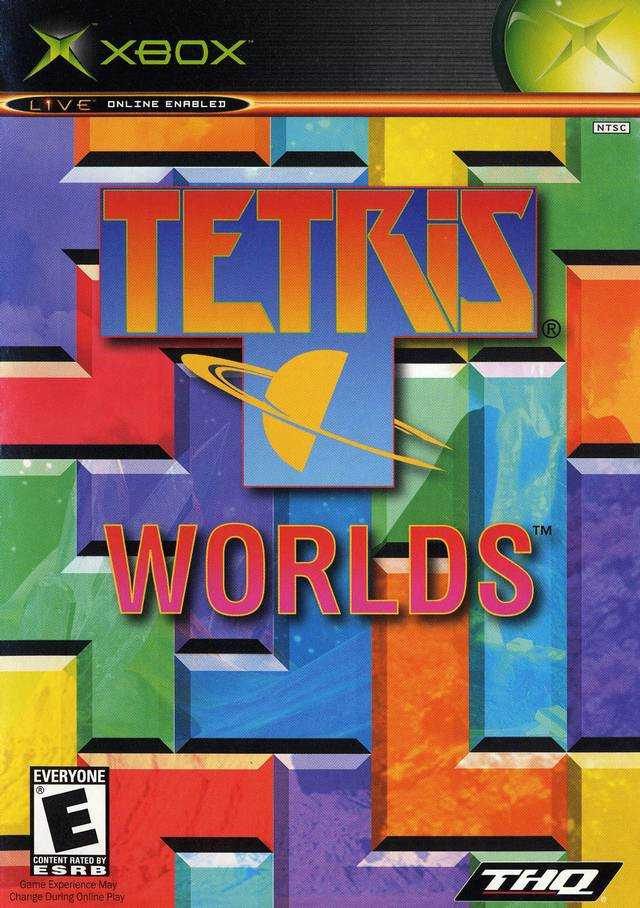 Tetris Worlds (Online Edition)