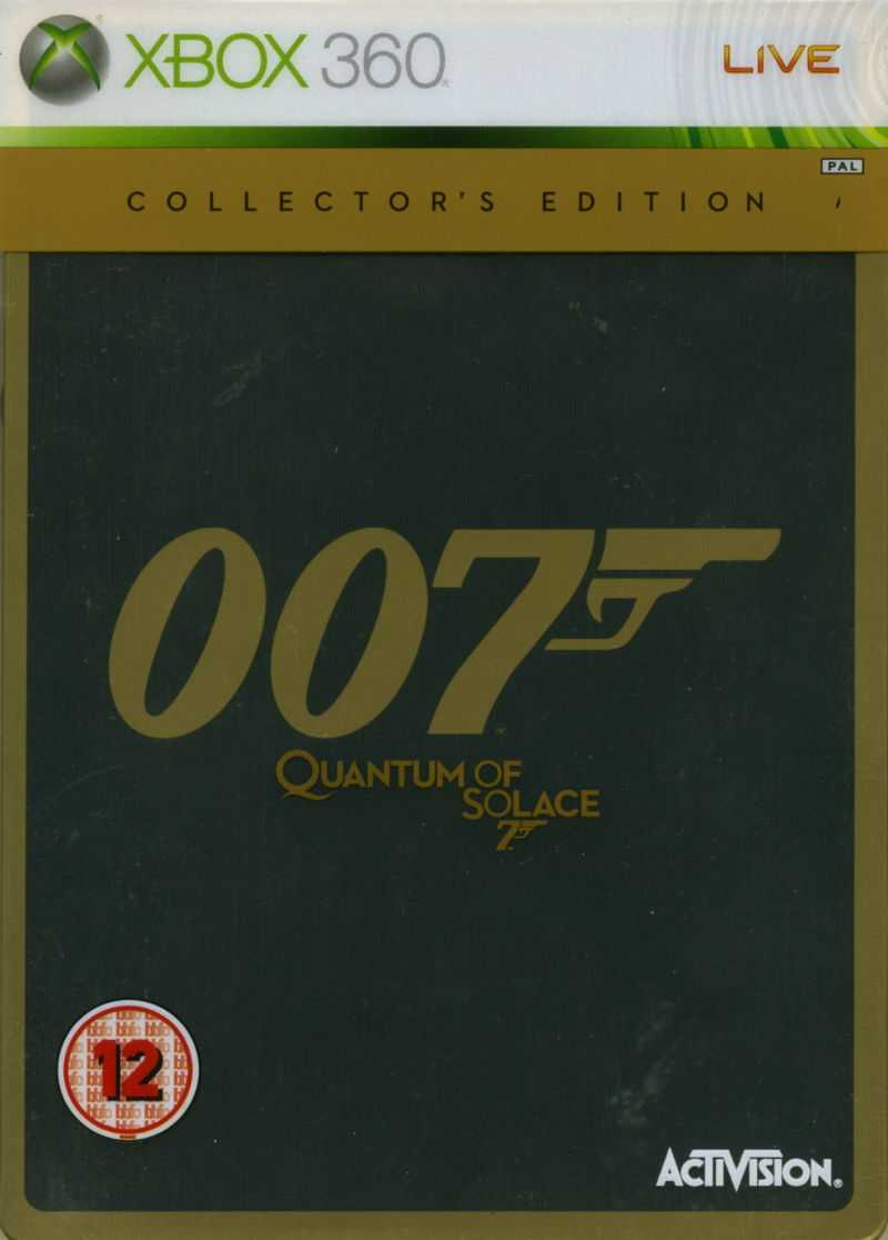 James Bond 007: Quantum of Solace - Collector's Edition