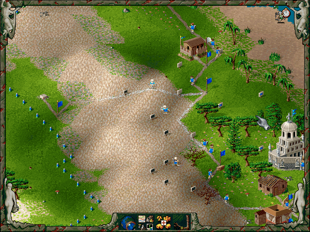 The Settlers II: Mission CD