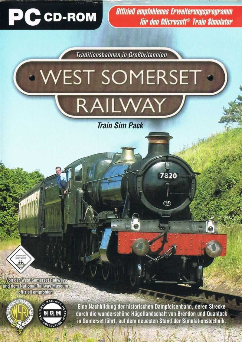 West Somerset Railway Route