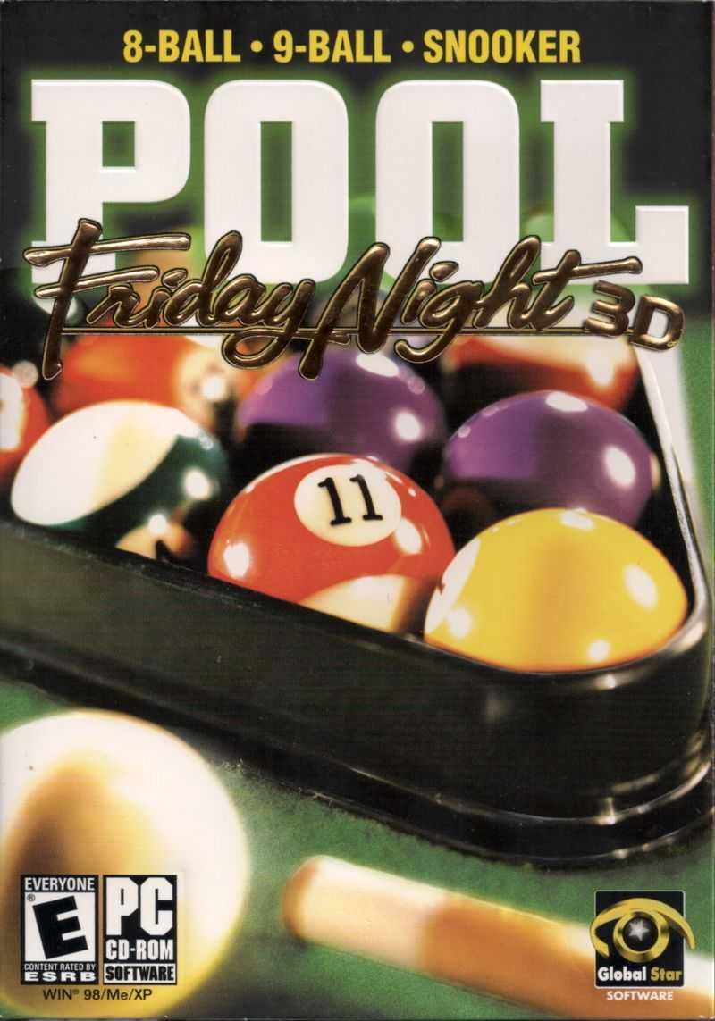 Friday Night 3D Pool