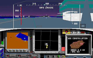 F-15 Strike Eagle II: Operation Desert Storm Scenario Disk