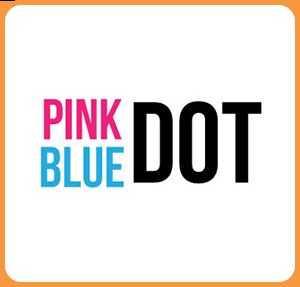 PINK DOT BLUE DOT