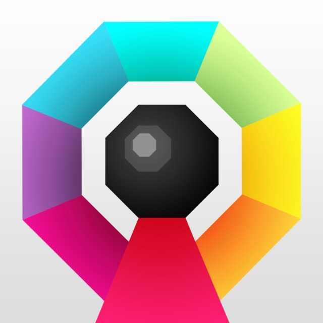Octagon - A Minimal Game with Maximum Challenge