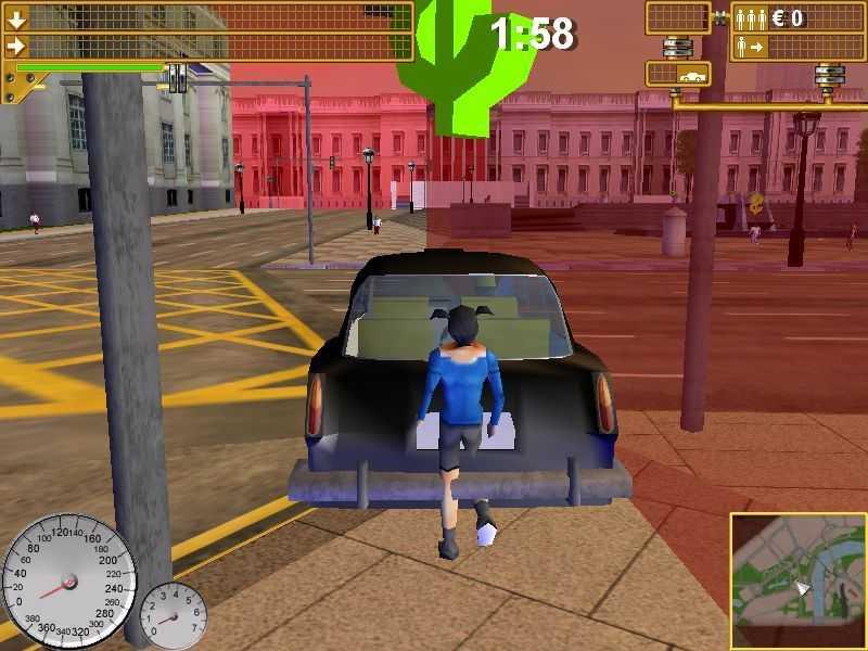 Taxi Racer London 2