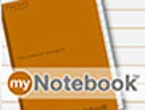 myNotebook: Tan