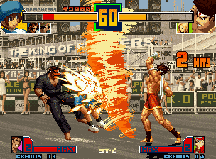 Quiz King of Fighters 2001