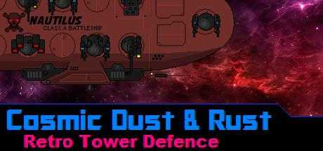 Cosmic Dust and Rust